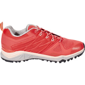 The North Face Ultra Fastpack II GTX Chaussures Femme, cayenne red/tropical peach